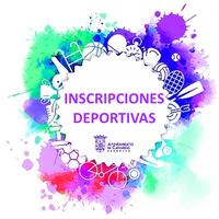 Inscripciones a actividades deportivas 2016