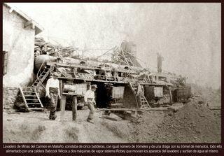 Lavadero de minas de El Carmen en Maliaño