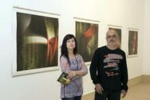 sala de exposiciones del centro cultural la vidriera