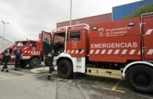 Nuevo camión bomba forestal.