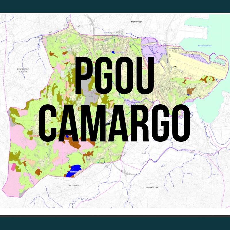 Avance del Plan general de ordenación urbana de Camargo