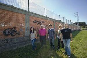El alcalde y el presidente de RIA presentaron la iniciativa en compañía de las concejalas de Cultura y Juventud