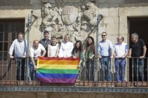 Celebración del Día del Orgullo LGBT