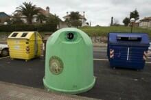 Recogida selectiva de residuos (envases, papel-cartón y vidrio) en Camargo