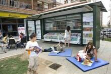 'Biblioteca en la calle'