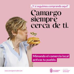 poyo al Comercio de Camargo
