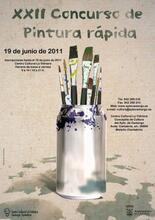 Exposición 22º Concurso Pintura Rápida