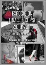 Exposición Fin de Curso 2010/2011 de los Talleres de Expresión Artística