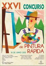 XXVI Concurso pintura rapida