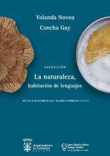 Exposición La naturaleza,  habitación de lenguajes