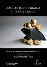 """""""GRITA A TUS ZAPATOS"""", de JOSÉ ANTONIO PARADA"""