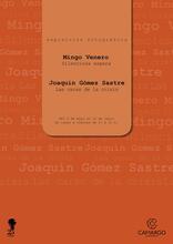 Mingo Venero y Joaquín Gómez Sastre